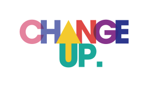 Change Up logo RGB